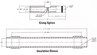 AS81824/1 Crimp Splices (Drawing)